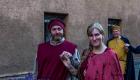 Foto palio dei rioni arsago seprio anno 2017 famiglia sanrocco