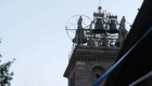 palio-dei-rioni-arsago-seprio-anno-2019-campanile-basilica-san-vittore